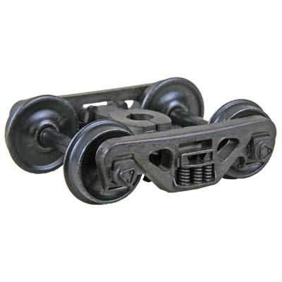 """image: ASF Barber® S-2 ACL 70-Ton Roller Bearing """"HGC"""" Two Piece Fully Equalized Trucks - 1pr"""