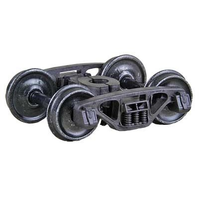 """image: Barber® S-2-B 70-Ton Friction Bearing """"HGC"""" Two Piece Fully Equalized Trucks - 1pr"""
