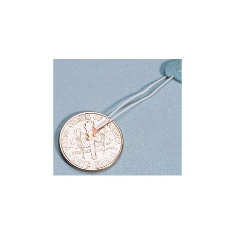 image: Micro Bulb 1.2mm 1.5v 15ma with 8ins White Wire