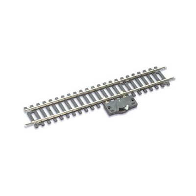 image: Setrack - Isolating Standard Straight with Switch - 168mm (6-5/8ins) - 1pc