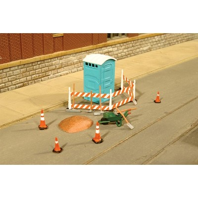 image: Scenescapes(TM) - Building Site Accessories