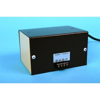 image: Cased Transformer - Twin Output - 12v AC