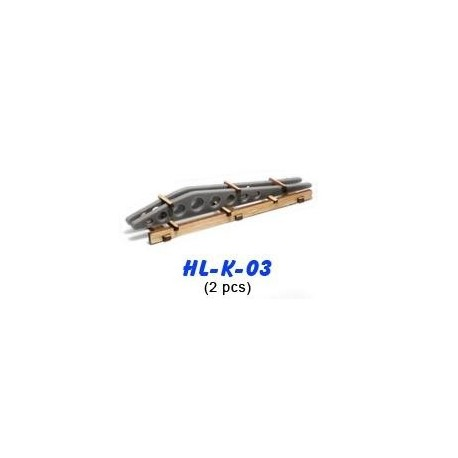 image: Aircraft Wing Ribs