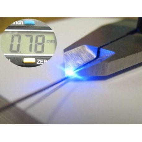 image: Micro LED - White - Pack 4 with Resistors