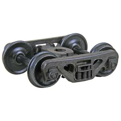 image: A.S.F.® Barber® S-2 70-Ton ACL Roller Bearing Trucks - 1pr