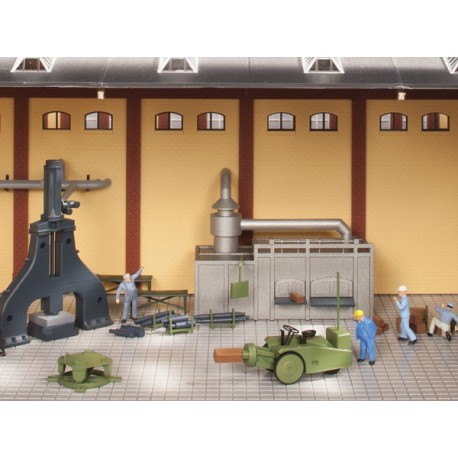 image: Steam Hammer and Accessories