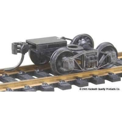 "image: Arch Bar (Talgo) Trucks with 33"" Ribbed Back Wheels - 1pr"