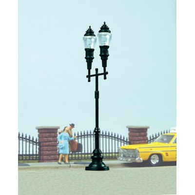 image: Double-Arm Street Light