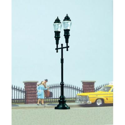 Double-Arm Street Light