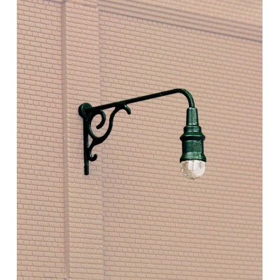 Ornate Wall-Mounted Lights - Pkg 3