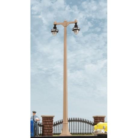 image: Double Acorn Street Light