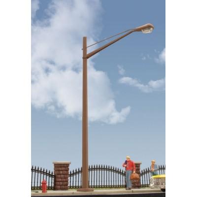 Modern Long Arm Street Light