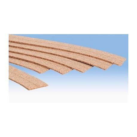 image: Cork Underlay - OO Scale 3mm Trackbed (6)