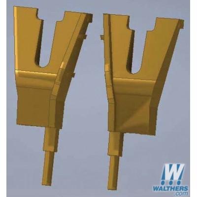 image: DW Rerailer Pair - 1 Left & 1 Right