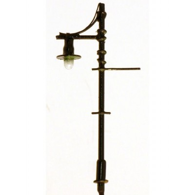 Converted Gas Lights - 5.5cm - Pack 4