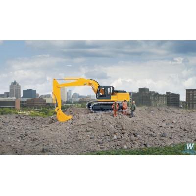 image: Tracked Excavator