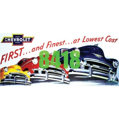 image: Chevrolet First and Finest Billboard - Kit