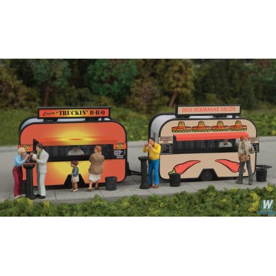 image: BBQ & Taco Food Trailers
