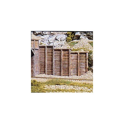 image: Retaining Walls - Timbers (3)
