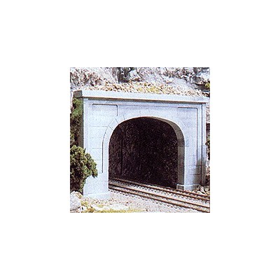 image: Tunnel Portal - Double Track - Concrete