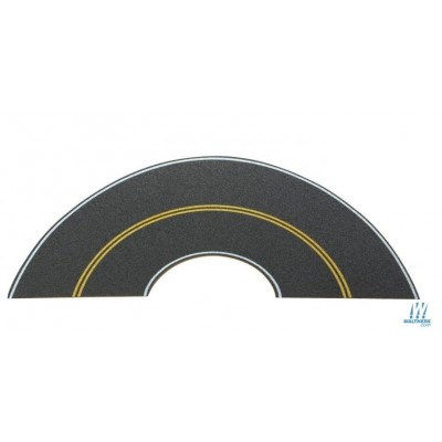 image: Flexible Self-Adhesive Roadway - Vintage and Modern Curves