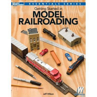 image: Getting Started in Model Railroading
