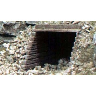 image: Culvert - Timber 2pcs