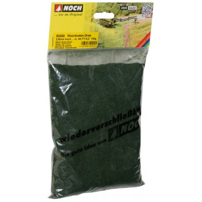 Static Grass - Marsh Green - 100g