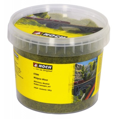 Static Grass - Master Grass Blend - Cow Pasture - 100g