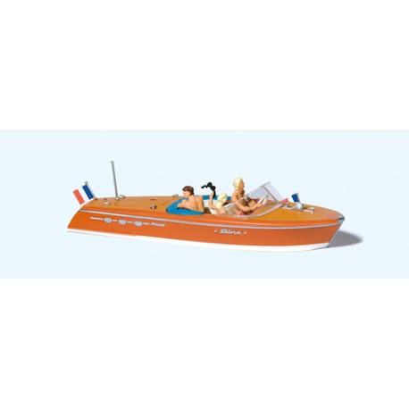 Riva Ariston Motorboat with Crew