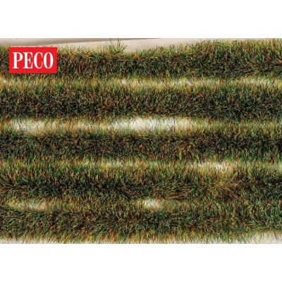 Tuft Strips - Spring Grass - 6mm High - Pack 10 Strips