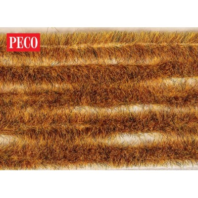 Tuft Strips - Wild Meadow Grass - 6mm High - Pack 10 Strips