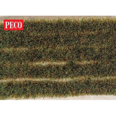 Tuft Strips - Marchland Grass - 10mm High - Pack 10 Strips