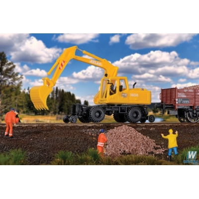 Hi-Rail Excavator Kit