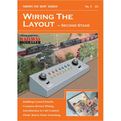 Wiring the Layout - Part 2 - For the More Advanced