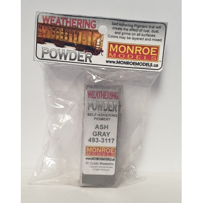 Weathering Powder - Ash Grey - 1oz