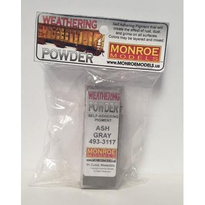 Weathering Powder - Ash Grey - 1oz