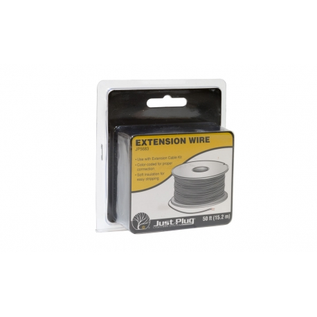 JustPlug Extension Wire