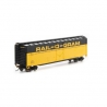 50ft PD Smooth Side Boxcar - ATSF #524045