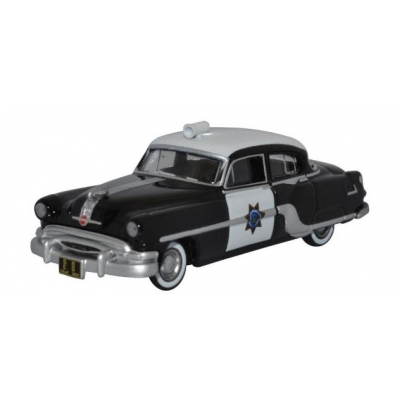 1954 Pontiac Chieftain - California Highway Patrol