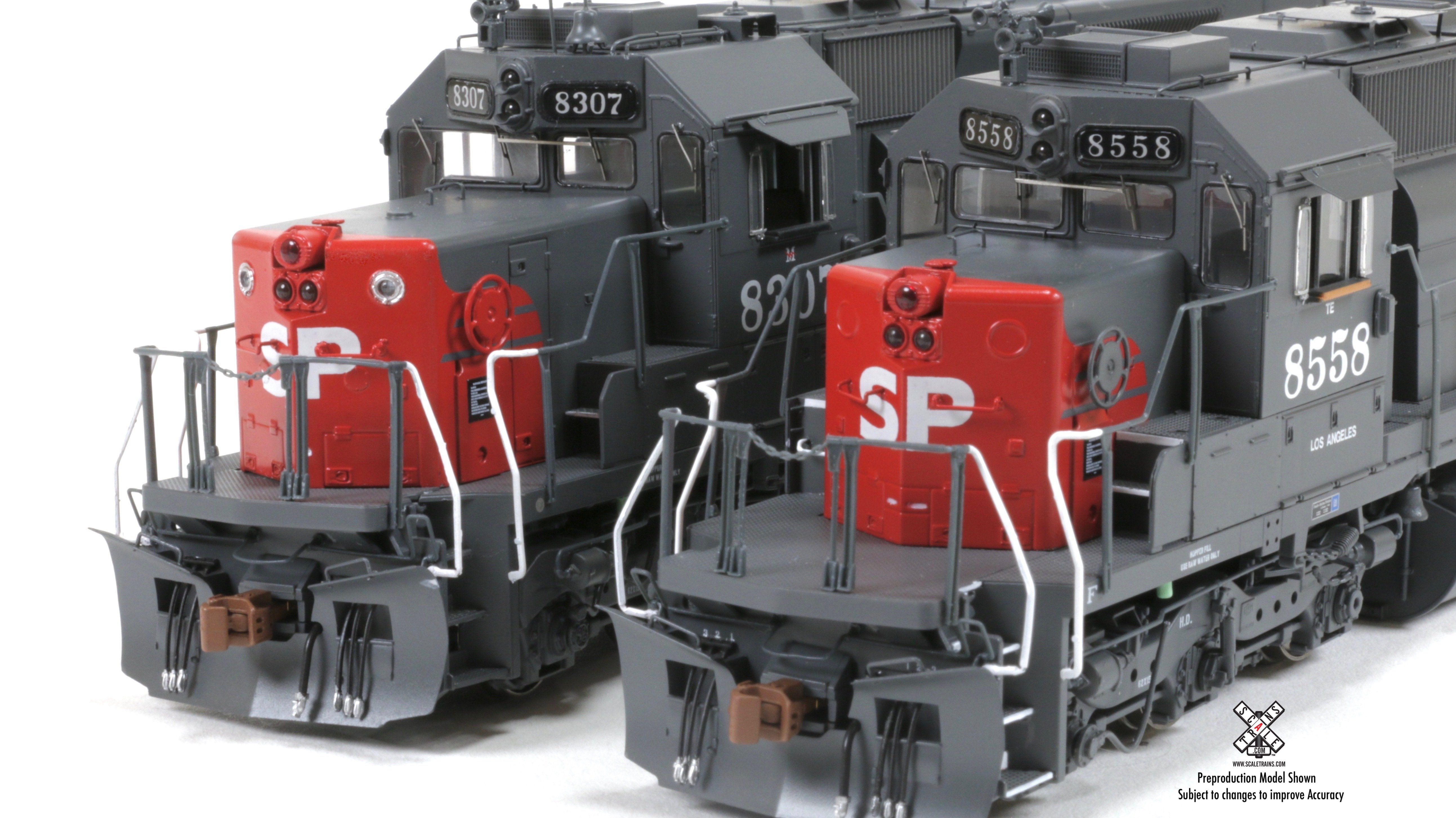 New HO Scaletrains Announcements