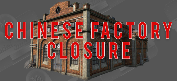 Chinese Factory Closure