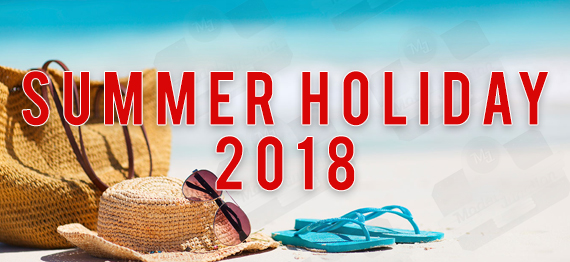Summer Holiday 2018